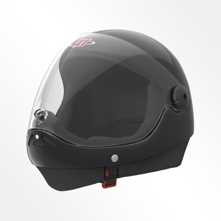 Parasport Z1-SL full face skydiving helmet product image