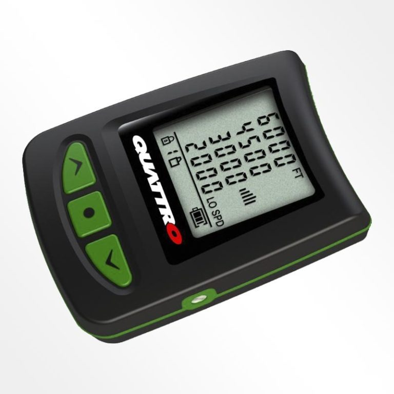 L&B Quattro audible altimeter product image