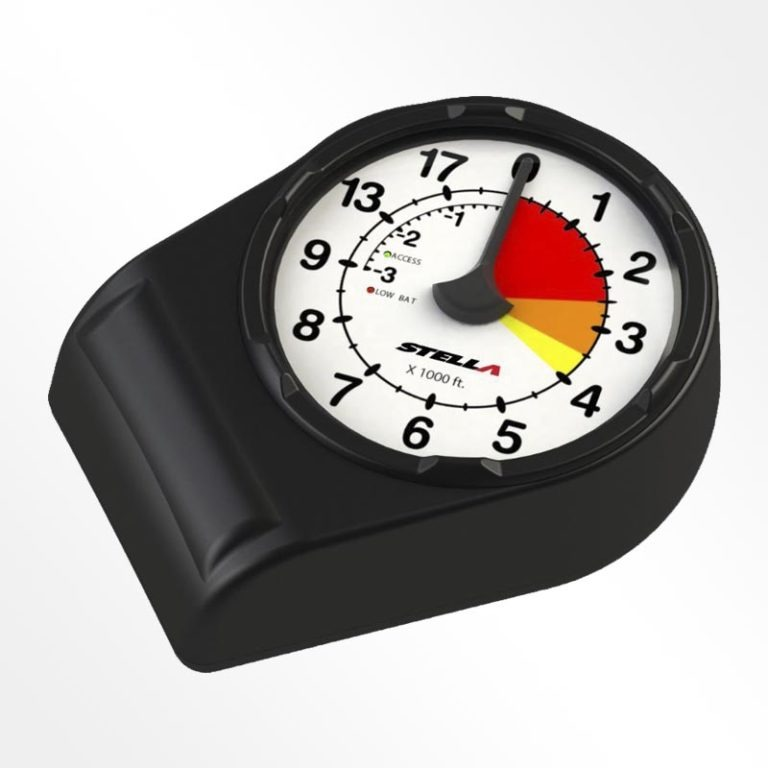 L&B Stella digital Altimeter product image