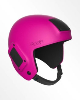 Cookie Fuel open face skydiving helmet bubblegum pink