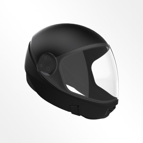 Cookie G3 skydiving helmet Matte Black