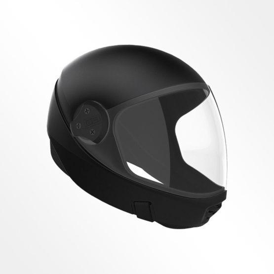 Cookie G3 skydiving helmet Matte Black