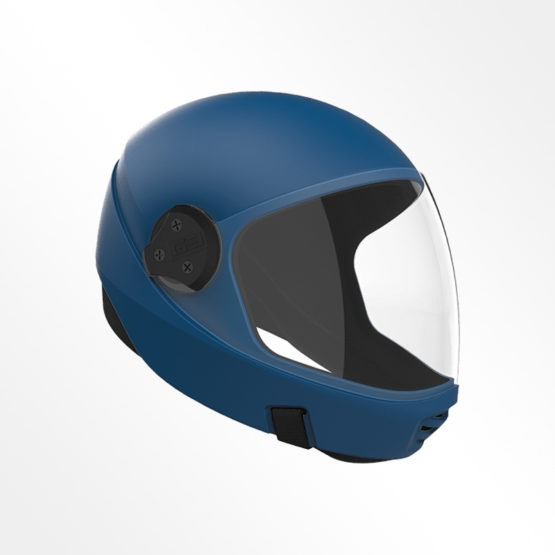 Cookie G3 skydiving helmet Navy Blue