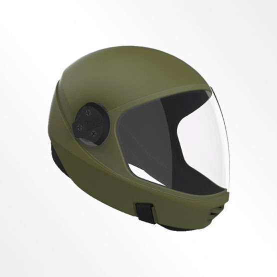 Cookie G3 skydiving helmet Tactical Green