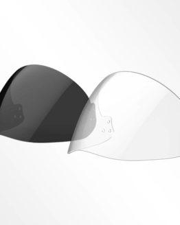 Cookie G3 skydiving helmet Clear / Tinted Visor Spare