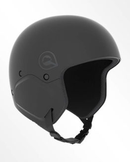 Cookie M3 impact rated skydiving helmet in Black