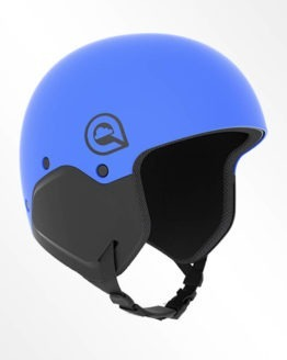 Cookie M3 impact rated skydiving helmet in blue