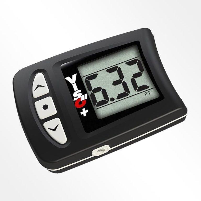 L&B VisoII+ digital altimeter product photo