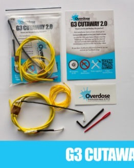 Overdose industries cookie g3 cutaway pack contents