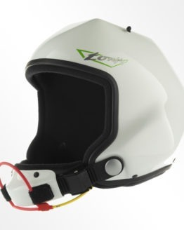 Tonfly 2X camera helmet white