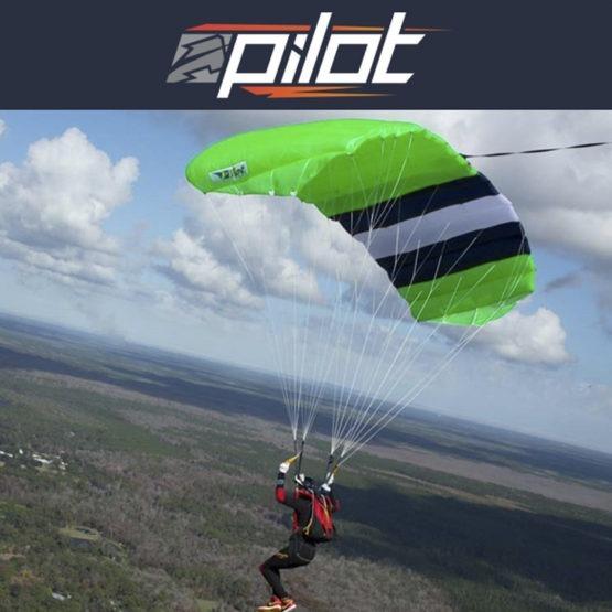 Aerodyne Pilot main canopy