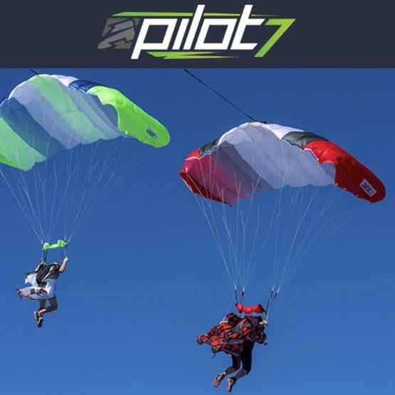 Aerodyne Pilot 7 main canopy