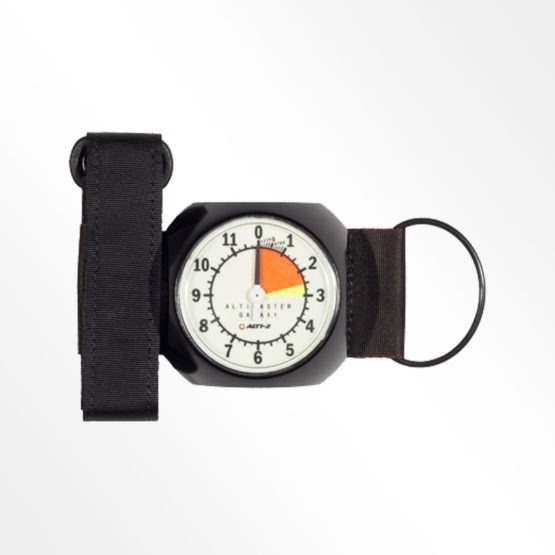 Alti-2 Galaxy analogue altimeter black product image