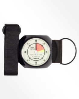 Alti-2 Galaxy analogue altimeter black METERS product image