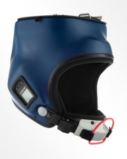 Tonfly CC2 camera helmet blue