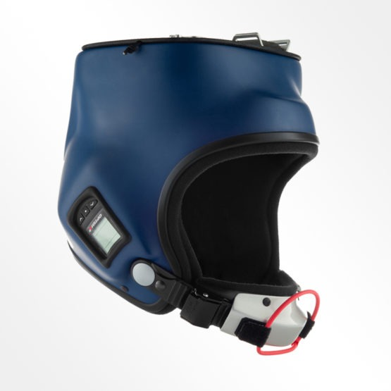 Tonfly CC2 camera helmet blue