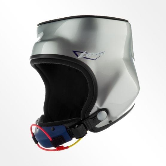 Tonfly CC2 silver camera helmet