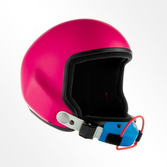 Tonfly speed open face helmet pink