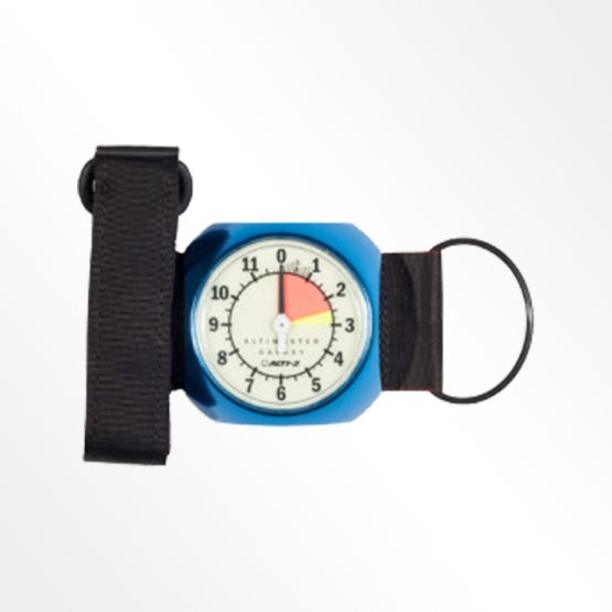 Alti-2 Galaxy analogue altimeter blue product image