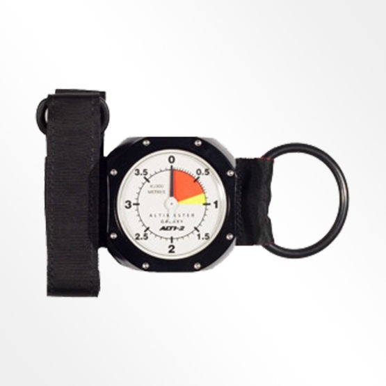 Alti-2 Galaxy Extreme Analogue Altimeter Black Meters product image