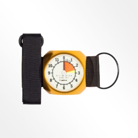 Alti-2 Galaxy analogue altimeter gold product image