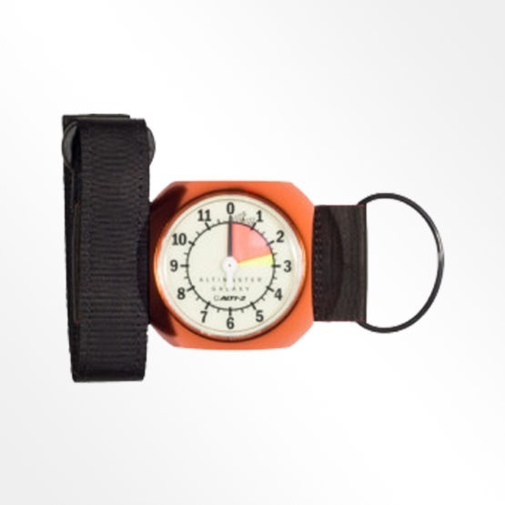 Alti-2 Galaxy analogue altimeter orange product image