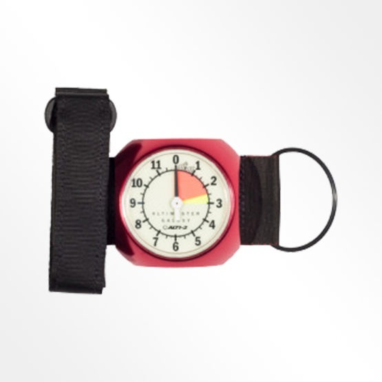 Alti-2 Galaxy analogue altimeter. red product image
