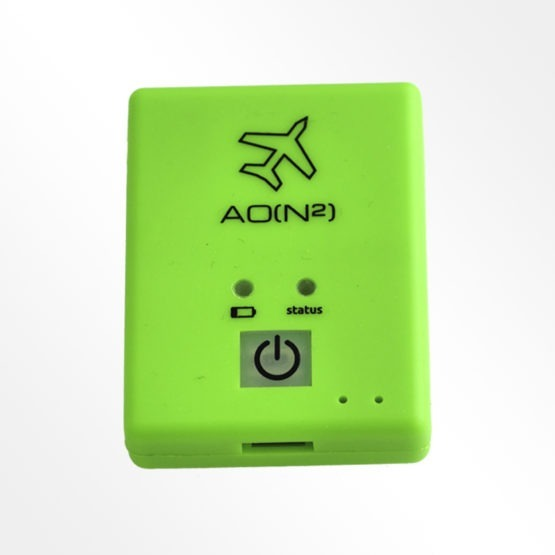 AON2 Brilliant Pebbles audible altimeter Green product image
