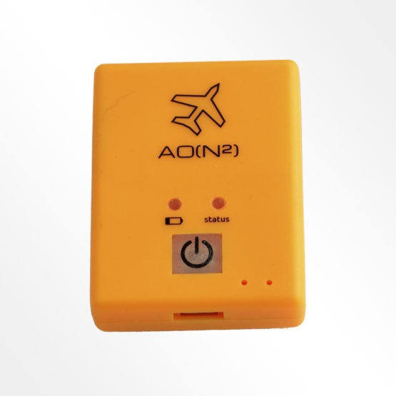 AON2 Brilliant Pebbles audible altimeter Orange product image