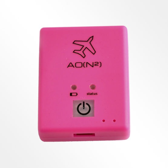 AON2 Brilliant Pebbles audible altimeter Pink product image