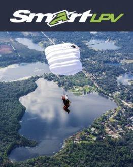 Aerodyne Smart LPV reserve canopy product image