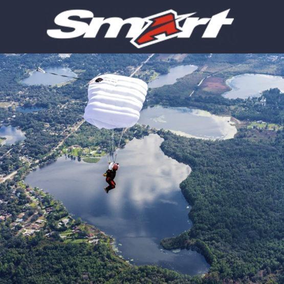 Aerodyne Smart Reserve canopy
