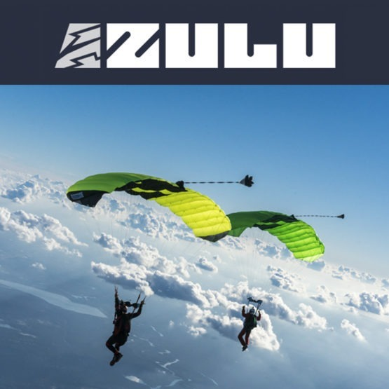 Aerodyne Zulu main canopy product image