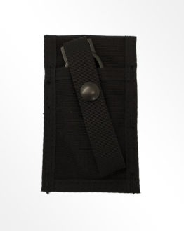 Skydiving hook knife with pouch